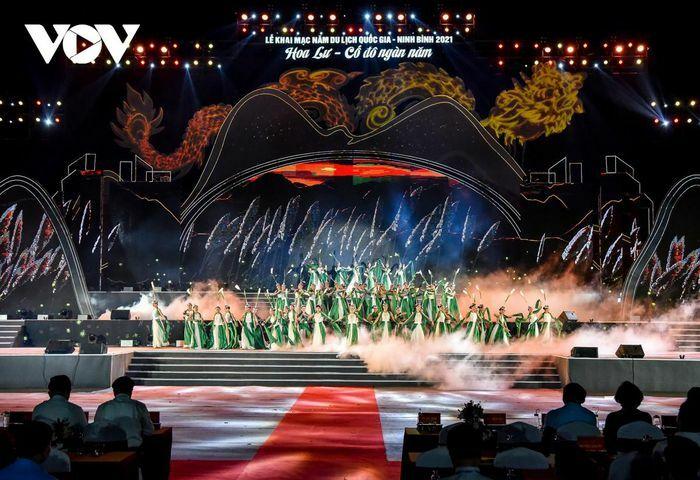 Khai mạc Năm Du lịch quốc gia: tạo xung lực mới cho ngành du lịch