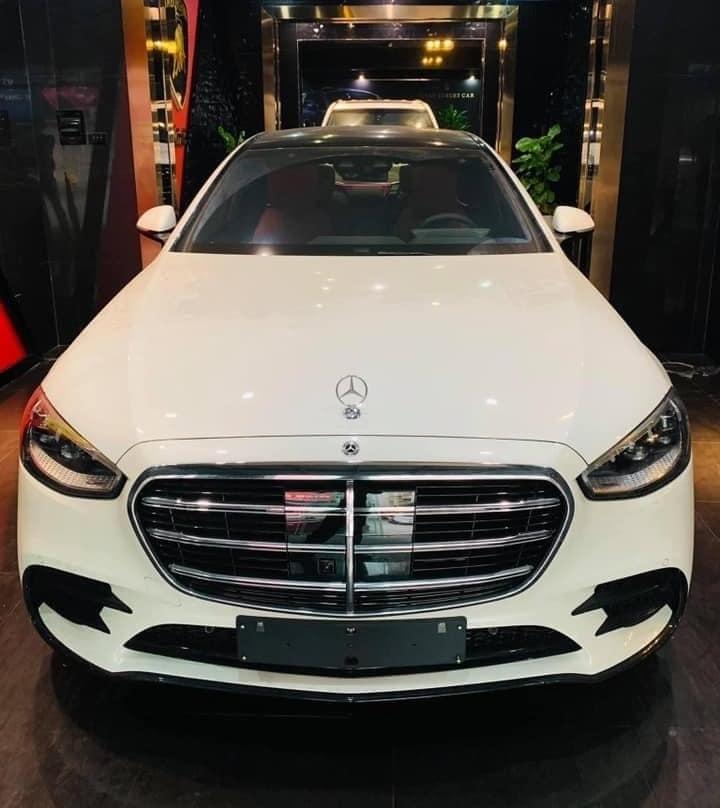 Mercedes S500 2021 bất ngờ về nước, giá 8-10 tỷ đồng