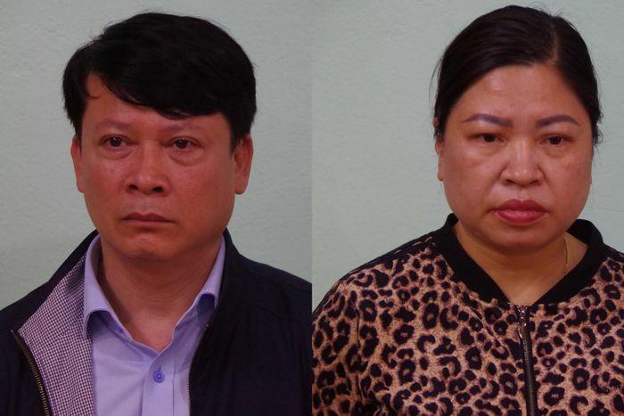Bắt giữ nguyên trưởng phòng giáo dục ở Hà Giang