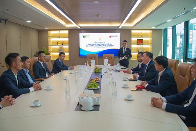 Tập đoàn Danh Khôi ký kết hợp tác phân phối & tiếp thị độc quyền Dự án Aria Vũng Tàu cùng Công ty Cổ phần TPILand