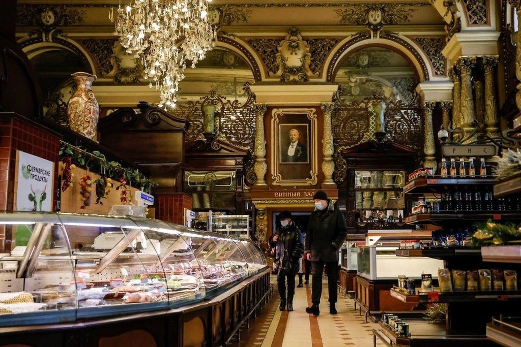 Cửa hàng hơn 100 năm tuổi nổi tiếng ở Nga đóng cửa