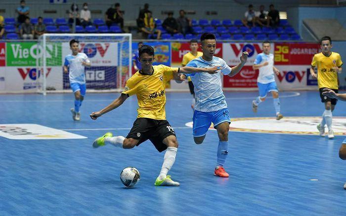 Xác định 4 đội vượt qua vòng loại giải Futsal HDBank VĐQG 2021