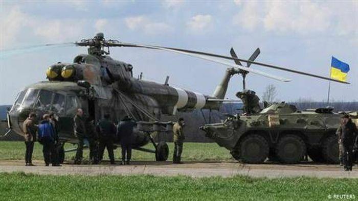 """""""Vũ khí đáng gờm nhất"""" Ukraine sẽ sử dụng tại miền Đông"""