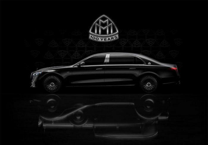 Mercedes hé lộ hình ảnh mới nhất về xe sang Maybach S-Class động cơ V12
