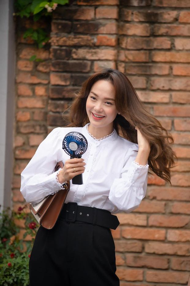 Xem Minh Hằng nhá hàng tạo hình trong phim mới: Đây là 1 trong những nàng công sở mặc đẹp nhất màn ảnh Việt chứ đâu!