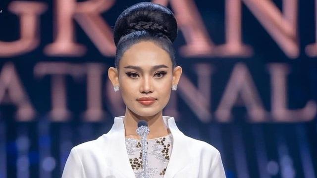 Myanmar truy nã hoa hậu - ảnh 1