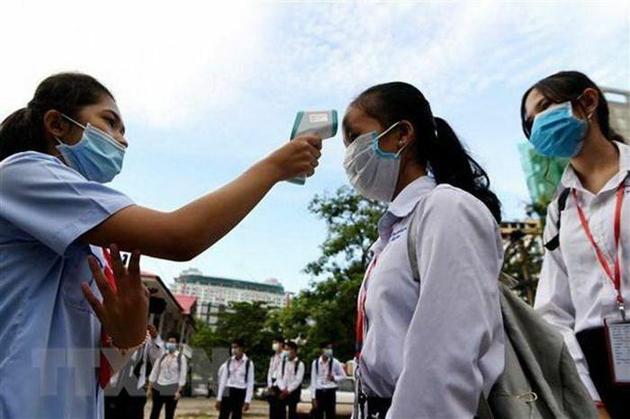 Campuchia: Phnom Penh tiếp tục ghi nhận nhiều ca nhiễm COVID-19 mới