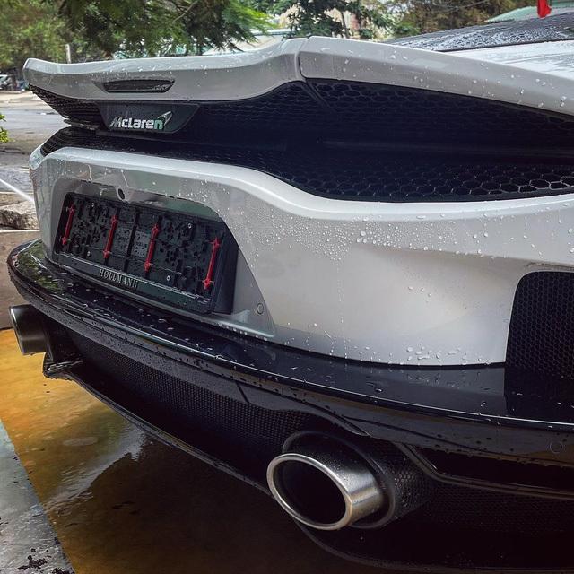 McLaren GT đầu tiên về Việt Nam: Giá đồn đoán gần 20 tỷ, thực dụng đúng chất siêu xe gia đình