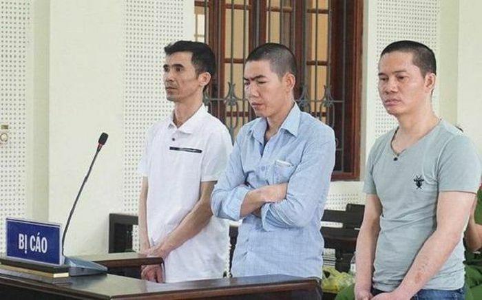 Nghệ An: Tuyên 2 án tử hình, 1 án chung thân trong đường dây buôn ma túy