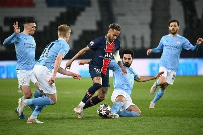 PSG thất bại trước Man City: Đôi chân nhảy múa của Neymar là chưa đủ