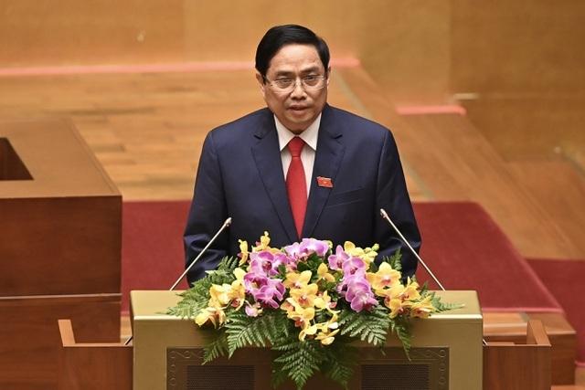 Tân Thủ tướng đề nghị phê chuẩn 2 Phó Thủ tướng, 12 Bộ trưởng mới