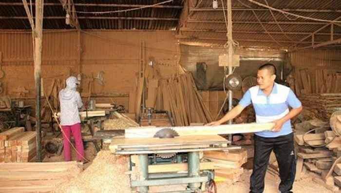 Phát triển công nghiệp – tiểu thủ công nghiệp: Tạo cơ sở phát triển kinh tế – xã hội tại Yên Lạc