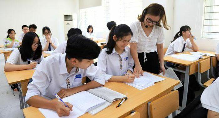 Học sinh thi không đỗ được cấp giấy chứng nhận hoàn thành chương trình