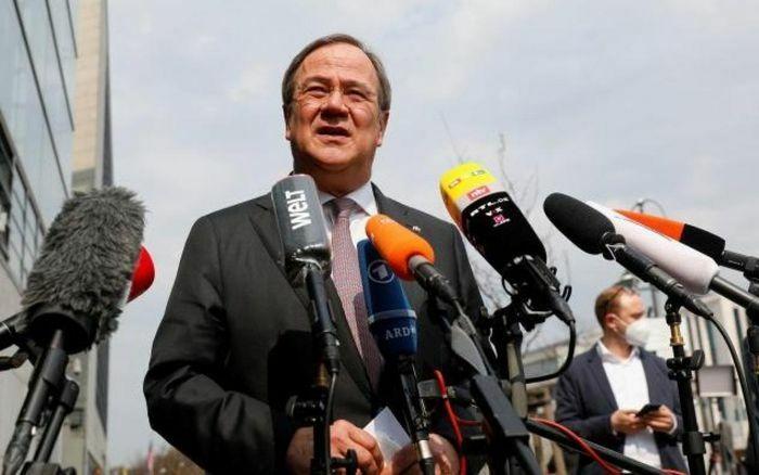 Đảng cầm quyền CDU Đức ủng hộ ông Armin Laschet chạy đua chức Thủ tướng