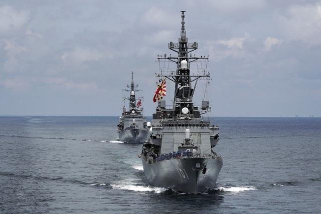 Nhật lần đầu tập trận với Pháp – Mỹ, ngầm gửi thông điệp tới Trung Quốc