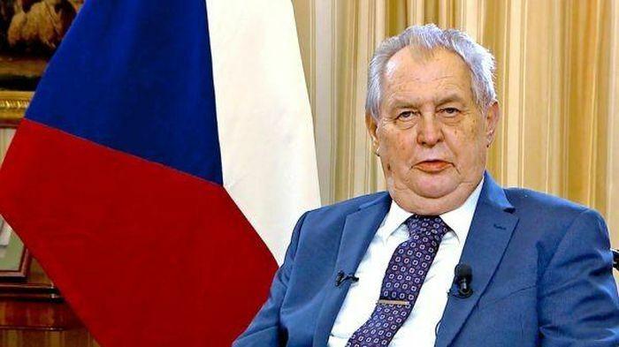 """Chính giới Czech """"nổi sóng"""" sau phát biểu nước đôi """"có lợi cho Nga"""" của Tổng thống Zeman"""