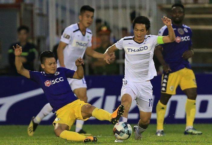 Hà Nội FC mất hai trụ cột ở trận làm khách HAGL