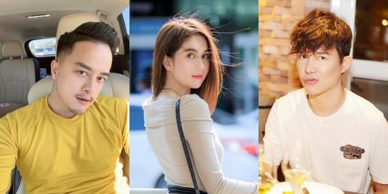 Thời ấu thơ của bộ 3 Ngọc Trinh, Nathan Lee, Cao Thái Sơn