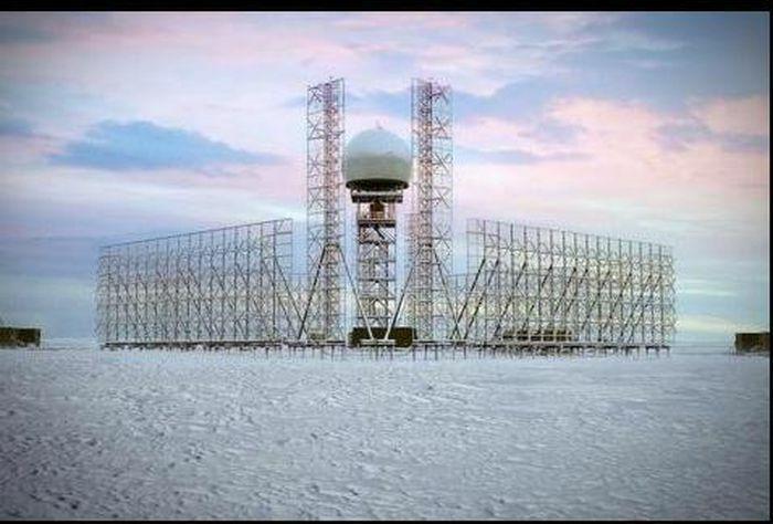 Radar chống tên lửa siêu thanh của Nga sẽ hoạt động ở Bắc Cực vào tháng 7