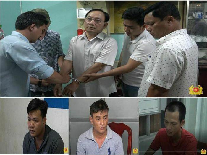 Cử ngưòi phụ trách Bệnh viện Cai Lậy sau khi giám đốc bị bắt