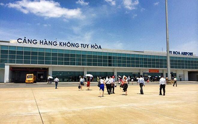 Chưa có cơ sở để chuyển sân bay quốc nội Tuy Hòa thành sân bay quốc tế