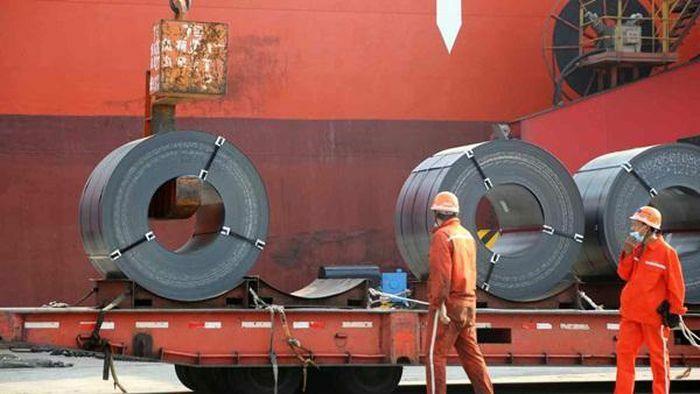 Các nhà sản xuất thép điêu đứng trước mục tiêu khí hậu của Bắc Kinh