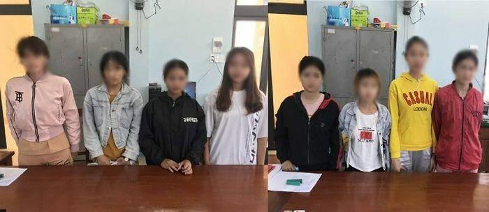 Quảng Ngãi: Giải cứu 8 thiếu nữ bị chích điện, đánh đập, ép bán dâm