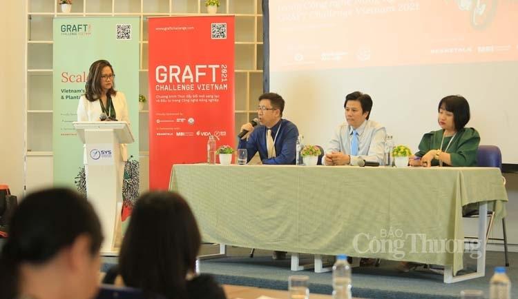 Chắp cánh cho doanh nghiệp công nghệ nông nghiệp tại Việt Nam