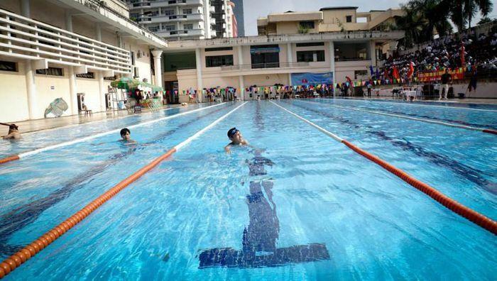 Xây dựng một chương trình dạy bơi an toàn
