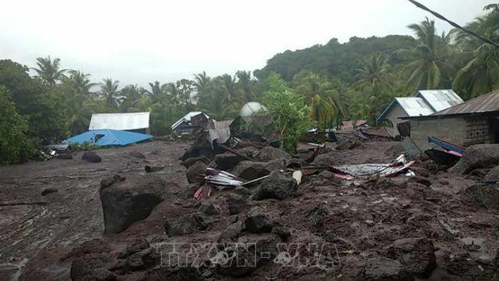 Indonesia: Lũ quét, 44 người thiệt mạng