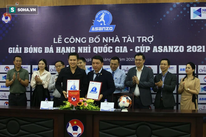 Tổng thư ký VFF: Giải hạng Nhì 2021 thi đấu nhưng sẽ không có đội vô địch