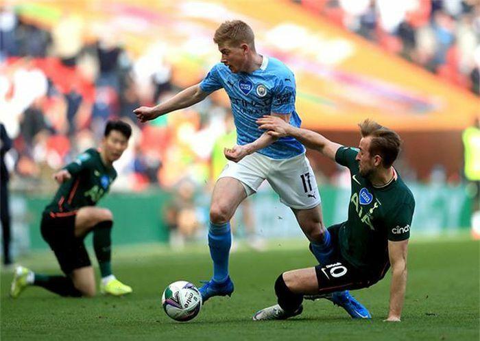 Man City vô địch cúp Liên đoàn Anh lần thứ 4 liên tiếp