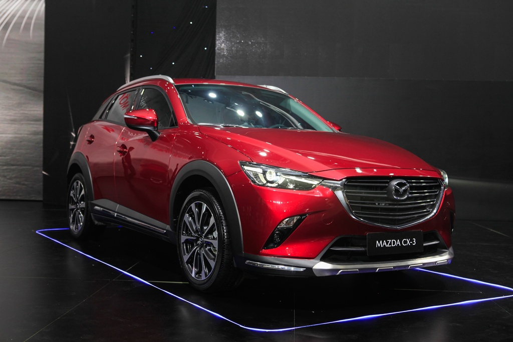 Khách hàng nhận xét gì về Mazda CX-3?