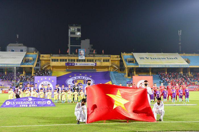 Viettel FC lần đầu đánh bại Hà Nội FC - ảnh 1