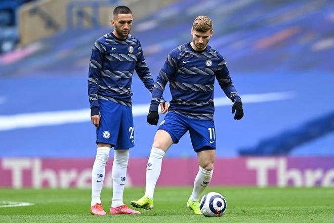 Chelsea 0-0 West Brom: Hàng công 155 triệu euro xuất trận