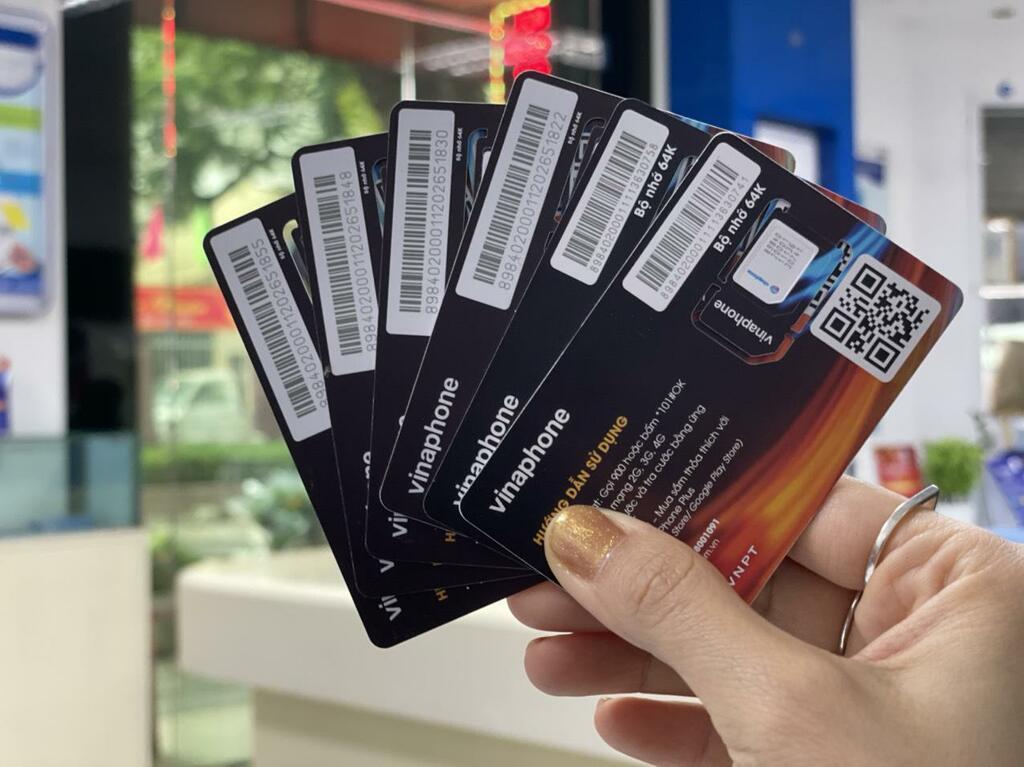 Bốc hơi hơn 30 triệu đồng trong thẻ tín dụng vì chiêu lừa nâng cấp sim 4G