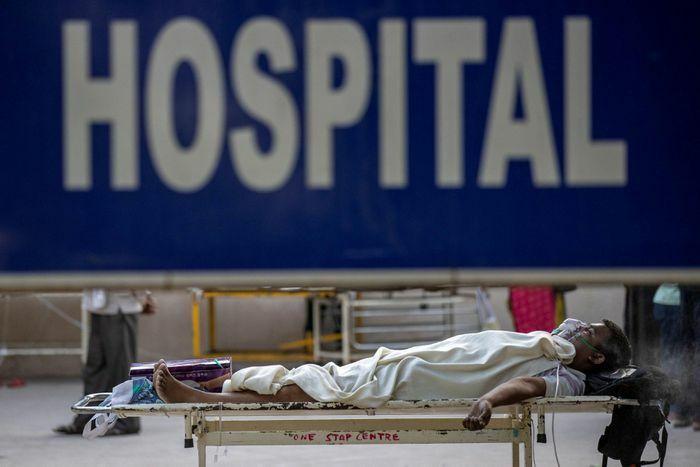 Dân Ấn Độ nổi giận vì bệnh viện 5 sao dành riêng cho quan chức