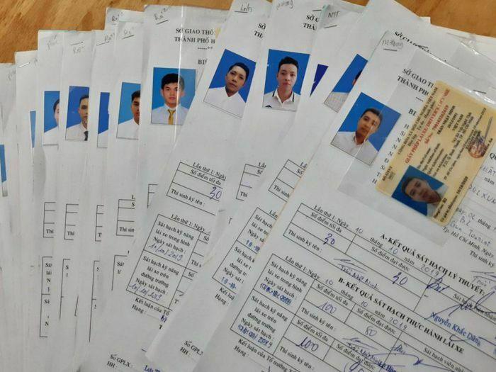 Mất hồ sơ gốc có đổi được giấy phép lái xe?