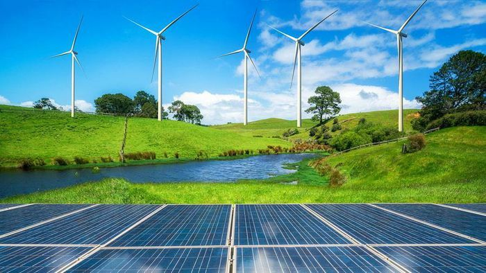 """Gỡ chính sách để """"lái"""" nguồn vốn đầu tư nước ngoài vào năng lượng tái tạo"""