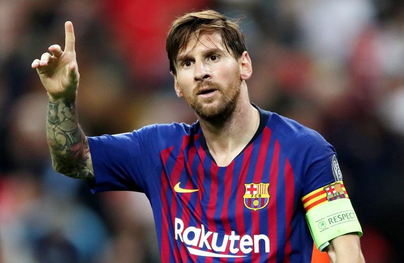 """PSG mời Messi bản hợp đồng """"siêu khủng"""""""