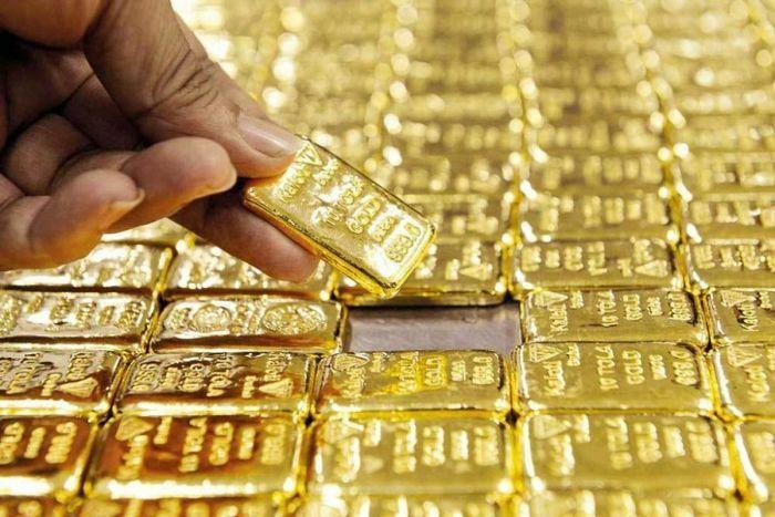 Giá vàng thế giới tăng nhẹ, nhưng vẫn thấp hơn giá vàng SJC khoảng 6,73 triệu đồng/lượng