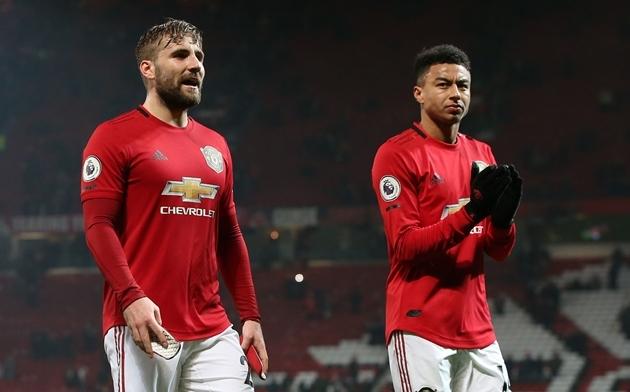 Thăng hoa rực rỡ, bộ đôi của Man Utd sắp được