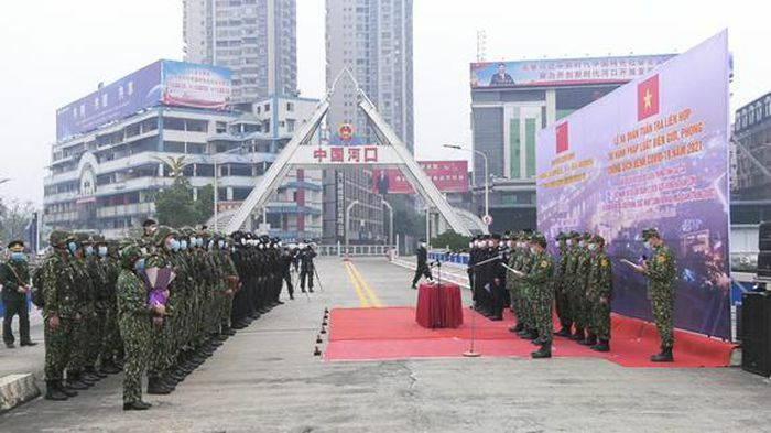 Trách nhiệm của Bộ Ngoại giao về biên phòng