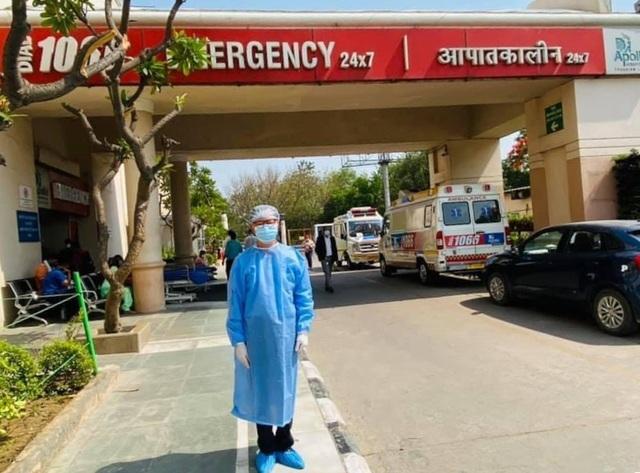 Đại sứ Việt Nam gạt nước mắt tìm giường cho kỹ sư Việt mắc Covid-19 ở Ấn Độ