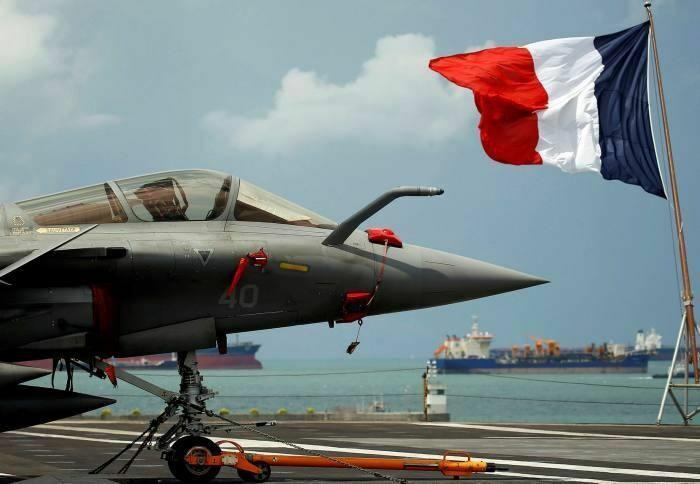 """Đằng sau """"màn kịch"""" của Pháp trong chiến lược Ấn Độ Dương-Thái Bình Dương"""