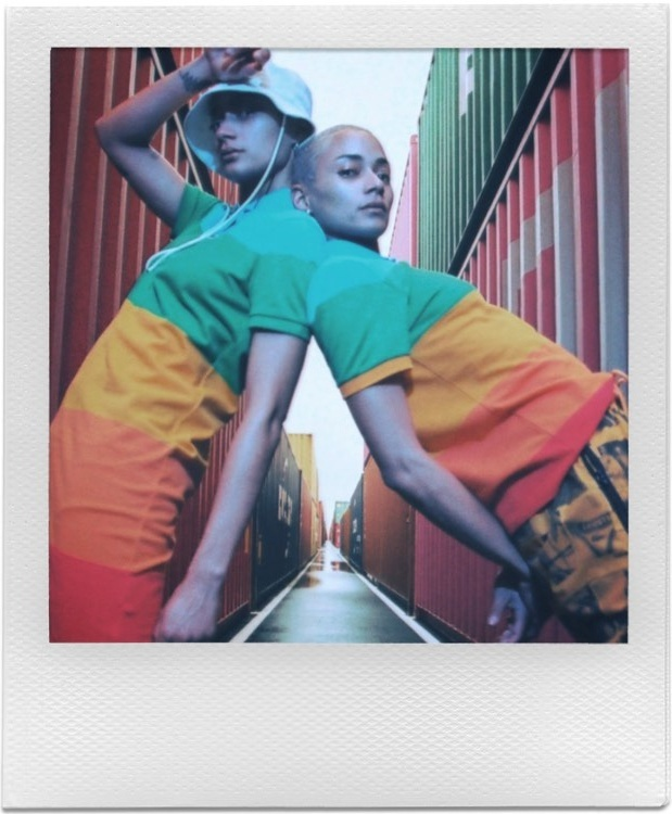 Lacoste kết hợp Polaroid ra mắt BST đậm chất cổ điển