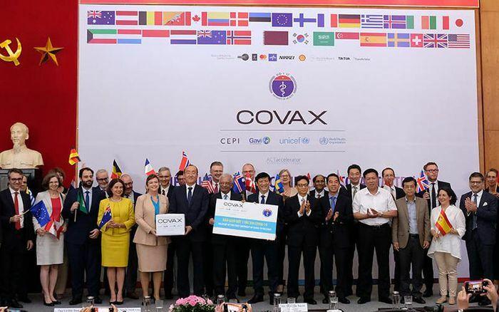 Tháng 5, Việt Nam sẽ tiếp nhận gần 3,37 triệu liều vaccine qua COVAX