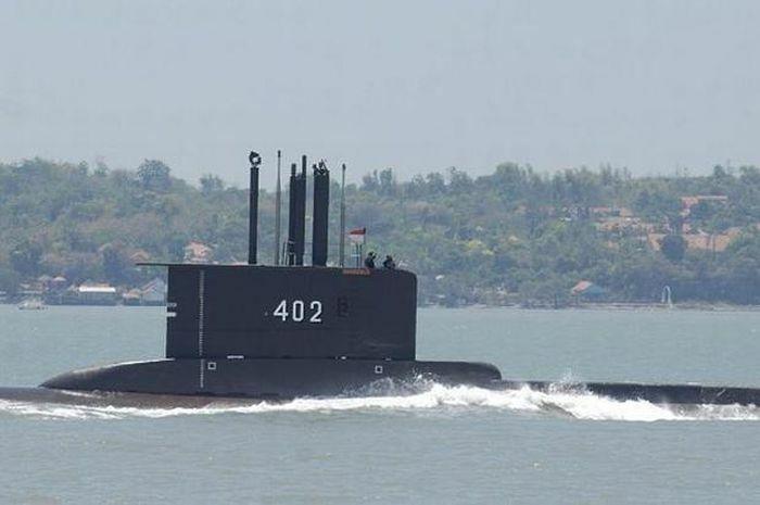 Một tàu ngầm của Indonesia cùng 53 thủy thủ đoàn bị mất liên lạc