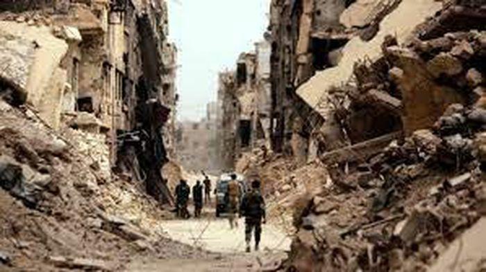 """Ngấm """"đòn"""" đau từ Nga, Thổ lặng lẽ đánh bài """"án binh bất động"""" ở Syria"""