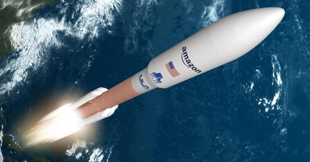 Amazon sắp triển khai internet vệ tinh, cạnh tranh với Starlink